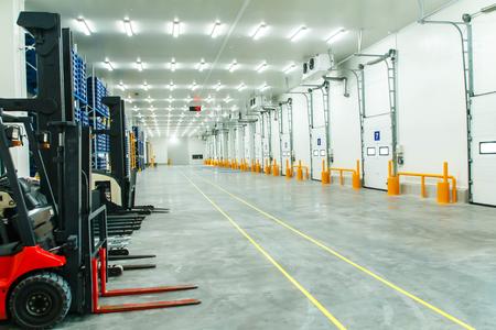 Warehouse freezer Banco de Imagens - 82106823