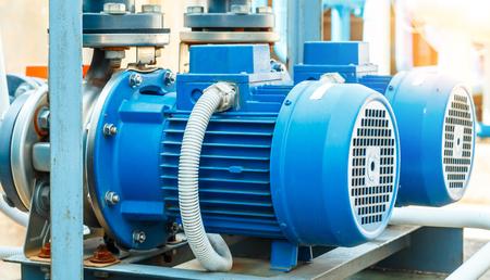 Waters pump factory