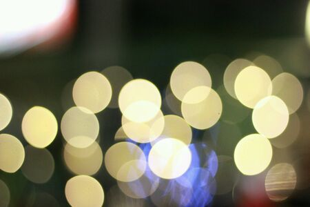 gold: Bokeh gold in the New Year.