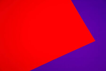 Red and violet abstract triangles background texture Stock Photo