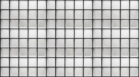 windows: White glass block background texture
