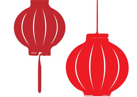 lamp icon on white background Banque d'images - 146942300