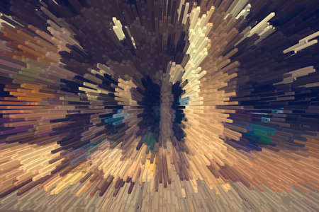 extrude: abstract extrude abstract background