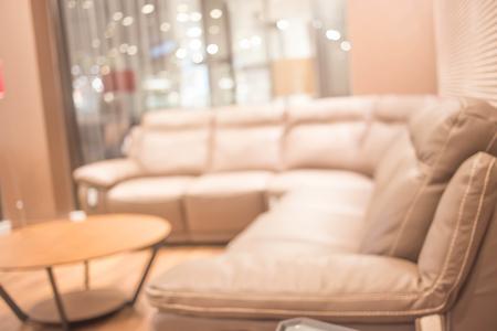 modern living room: blur image of modern living room interior.  living room.