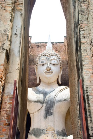 chum: Wat Sri Chum in Sukhothai