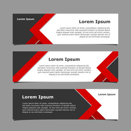 abstract triangle for modern, simple corporate business banner. clean and minimalist, can also be used for flyers and header backgrounds on websites