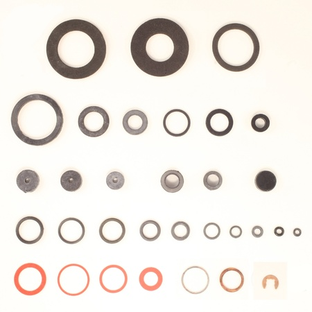 rubber gasket: water supplies