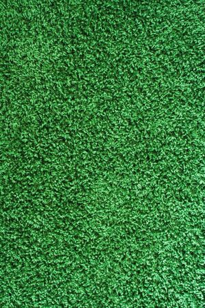 rug: Green rug Stock Photo