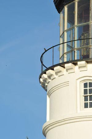 Umpqua Lighthouse Detail