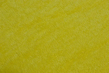 Background - Yellow Chenille