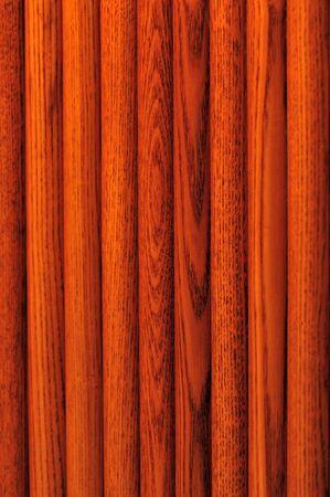 Background - Wood - Vertical Close-up of Oak Roll Top Desk