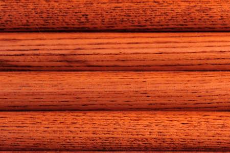 Background - Wood - Large Horizontal Close-up of Oak Roll Top Desk