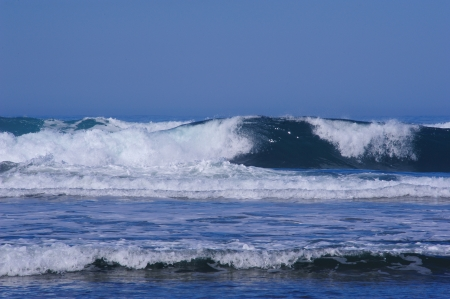Cape Kiwanda Wave - Oregon Coast Stock Photo - 15827423