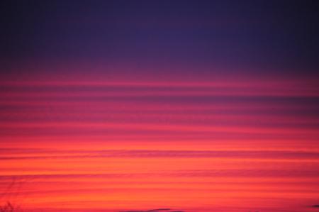 Background - Bright Panned Sunset - Blue Stockfoto