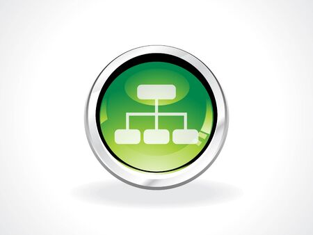 prioritize: abstract sitemap icon vector illustration Illustration