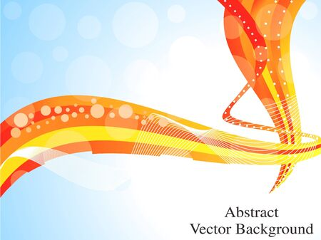 backgorund: abstract vector backgorund illustration