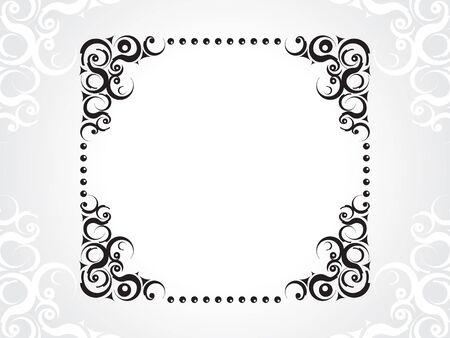 abstract tribal element border design vector illustration Stock Vector - 9940888