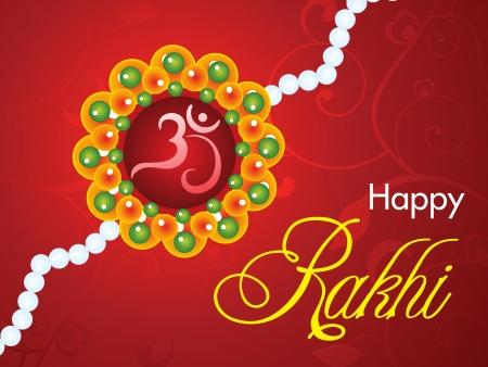 raksha: Raksha Bandhan wallpaper Rakhi illustrazione