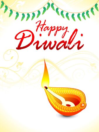 deepawali backdrop: abstract diwali background template