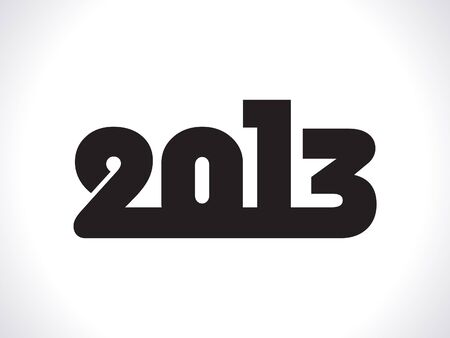 holliday: abstract new year wallpaper vector illustration