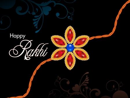 rakhi: abstract raksha bandhan wallpaper