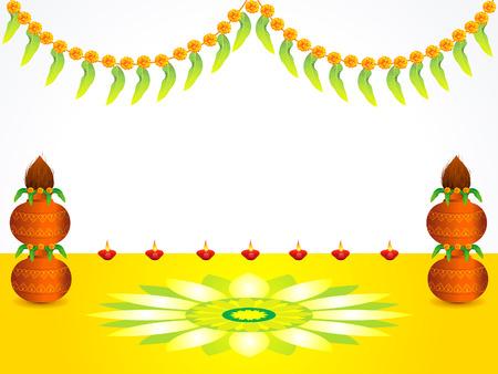 Resumen celebración de antecedentes ilustración vectorial