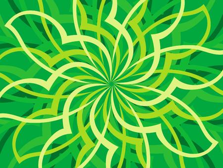 Ilustración artística de fondo de textura verde del vector Ilustración de vector
