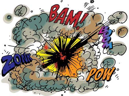 nuclear bomb: Explosi�n