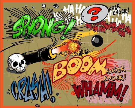 Explosion Stock Vector - 8062119