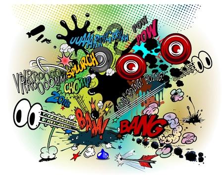 slurp: Explosiones de c�mics