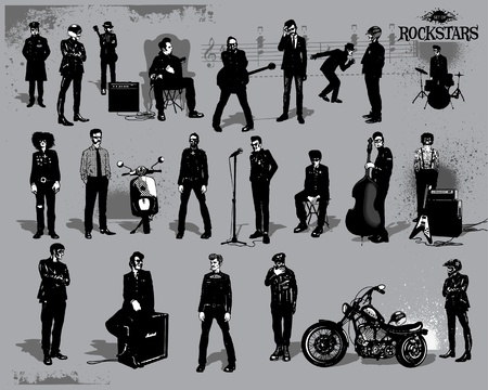 rockstars: Rockstars