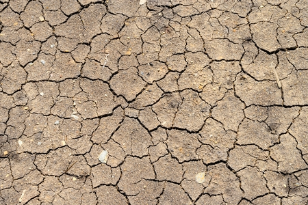 disaster relief: Black crack soil texture use for