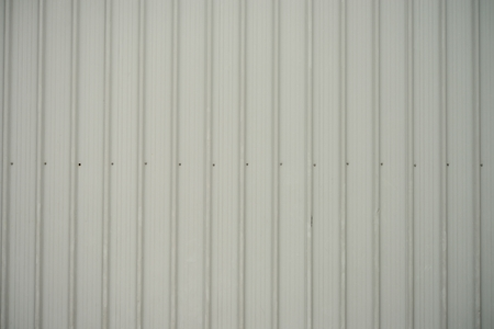 Zinc wall in the industry use for background