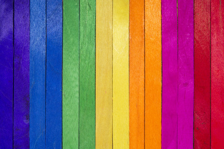 separated: Colorful wood vertical separated for abstract background