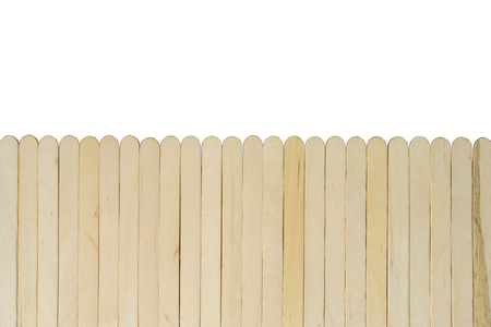 separated: Wood with vertical separated for abstract background Stock Photo