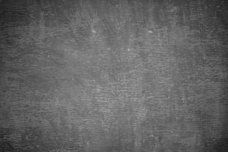 Black and white chalkboard texture; Old Black and white chalkboard texture background Stock Photo