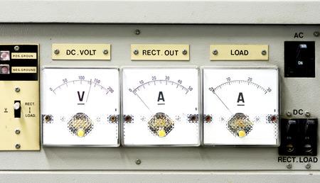 ampere: Industrial amperemeter