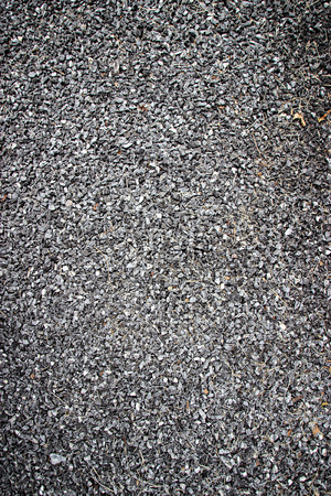 crushed: Textured background of pale crushed stone.Bedrock Mixer