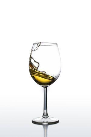drinkable: white wine splash