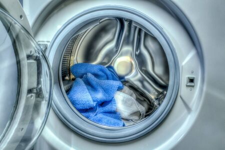 rustproof: Washing machine