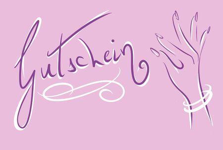 naildesign: Beauty voucher