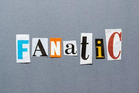 fanaticism: Fanatic