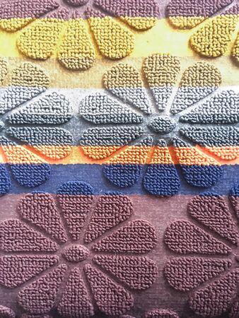 old oriental patterned carpet. pattern on the carpet. background image