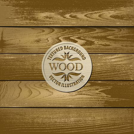 brown wood background containing: five textured footboards for horizontal and vertical wood siding, this pattern is ideal for web banners, website templates, dark backdrops