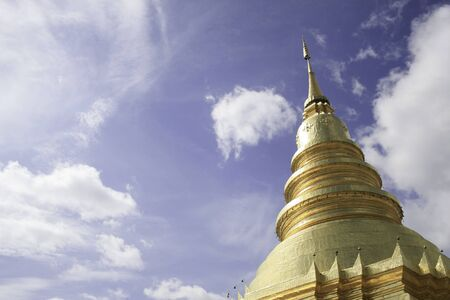 Wat Phra That Hariphunchai , Lamphun Province, Thailand
