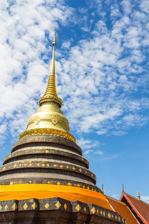 that: Wat Phra That Lampang Luang Stock Photo