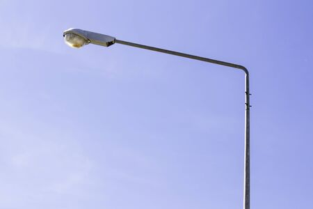 lamp post: lamp post Stock Photo