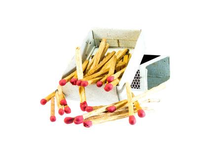 firestarter: matches
