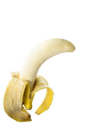 banana skin: banana