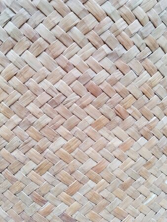 Pattern of woven mats from papyrus